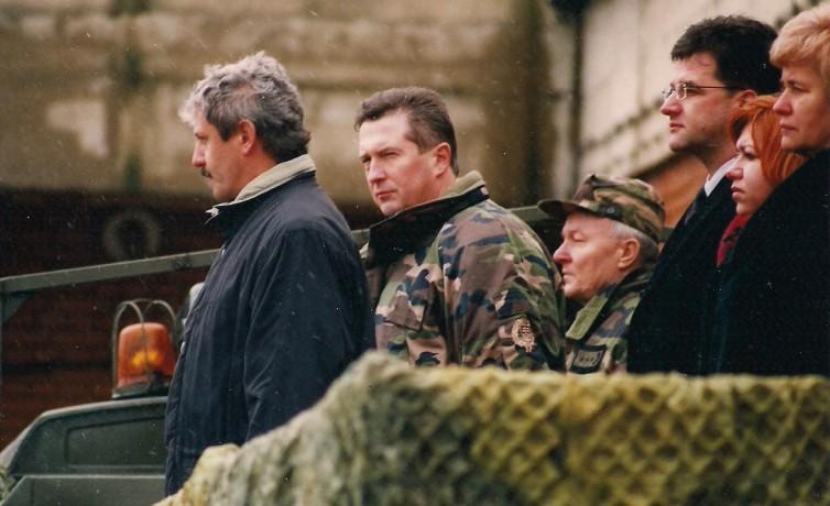 V Kosove , január 2003