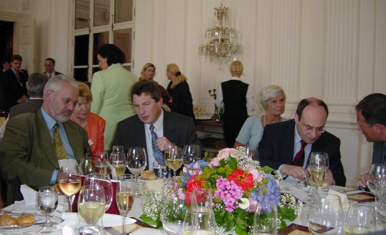 Minister vnútra, Salzburg, júl 2001