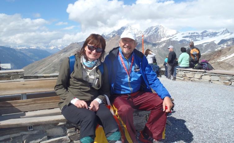 Po maratóne pod Matterhornom, júl 2012